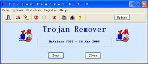 特洛伊木马查杀Trojan Remover v6.9.5 Build 2949