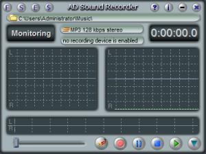 AD Sound Recorder(音频录制) v5.6.5