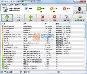 SUMo v5.1.4.354-软件更新升级大师