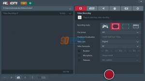 屏幕录像软件(Mirillis Action) v2.3.0
