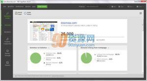 网站数据分析SEO SpyGlass v6.23.2