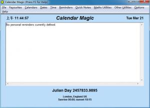 日历Calendar Magic v19.0