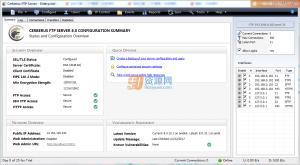 FTP服务器Cerberus FTP Server v8.0.11.0