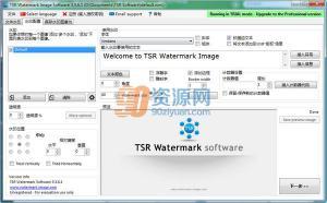 图像水印处理TSR Watermark Image v3.5.7.6