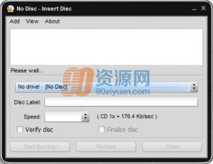 光盘刻录Soft4Boost Easy Disc Burner  v5.1.9.555