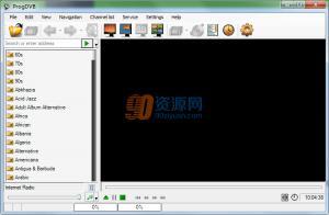 卫星电视ProgDVB v7.17.9b Pre-Release