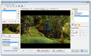 屏保制作Animated Screensaver Maker v4.3.7