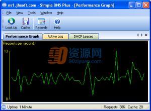 DNS服务器软件Simple DNS Plus v6.0 Build 119-