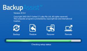 数据备份BackupAssist v9.5.4