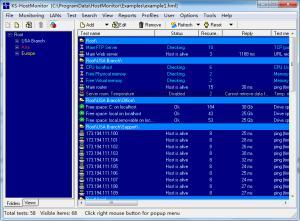网络监测Advanced Host Monitor v10.56