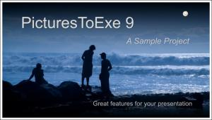 图片转换PicturesToExe v9.0.5