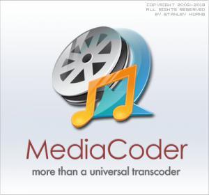 影音转码快车MediaCoder v0.8.48 Build 5888