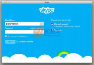 网络电话Skype for Mac v7.49.274