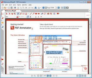 PDF Annotator v6.1.0.611 - PDF编辑工具