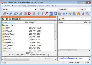 TurboFTP (FTP传输工具) v6.30 Build 993