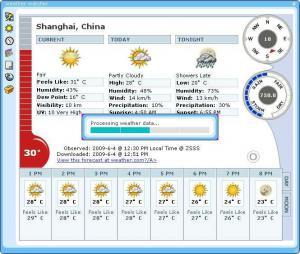 桌面天气Weather Watcher Live v7.2.85