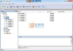 加密软件File Encryption XP v1.7.296