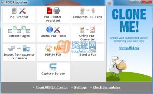 PDF24 Creator v8.1.1