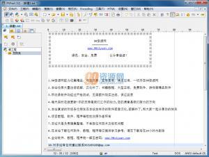 文本编辑器PSPad editor v5.0.0.171 Dev