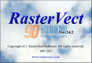 绘图工具RasterVect v24.2