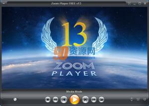 媒体播放器Zoom Player FREE v13.0