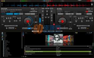 MP3混音器Virtual DJ Studio v7.7.0