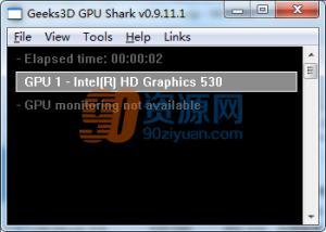 显卡检测GPU Shark v0.9.11.2