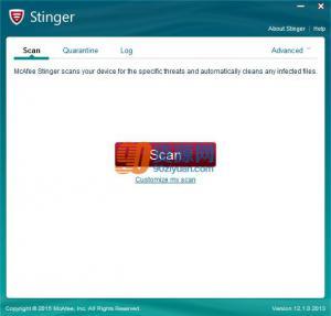 McAfee Stinger & Raptor(迈克菲杀毒软件) v12.1.0.2331