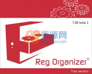 Reg Organizer(清理注册表) v7.80 Beta1