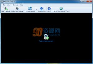 IP Camera Viewer(网络摄像机监控软件) v4.03 官方版