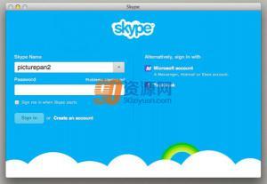 网络电话Skype for Mac v7.50.461