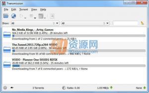 下载软件Transmission v2.92