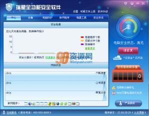 瑞星全功能安全软件2011 v23.01.83.60 永久免费版