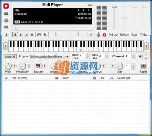 MIDI Player(MIDI音乐播放器) v4.6