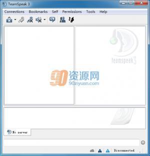 TeamSpeak(团队语音通讯工具) v3.1.4 简体中文版(32位)