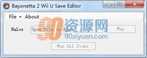 猎天使魔女2WIIU版存档修改器 v3.0