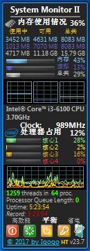 System Monitor II v24.0-监视系统运行状况